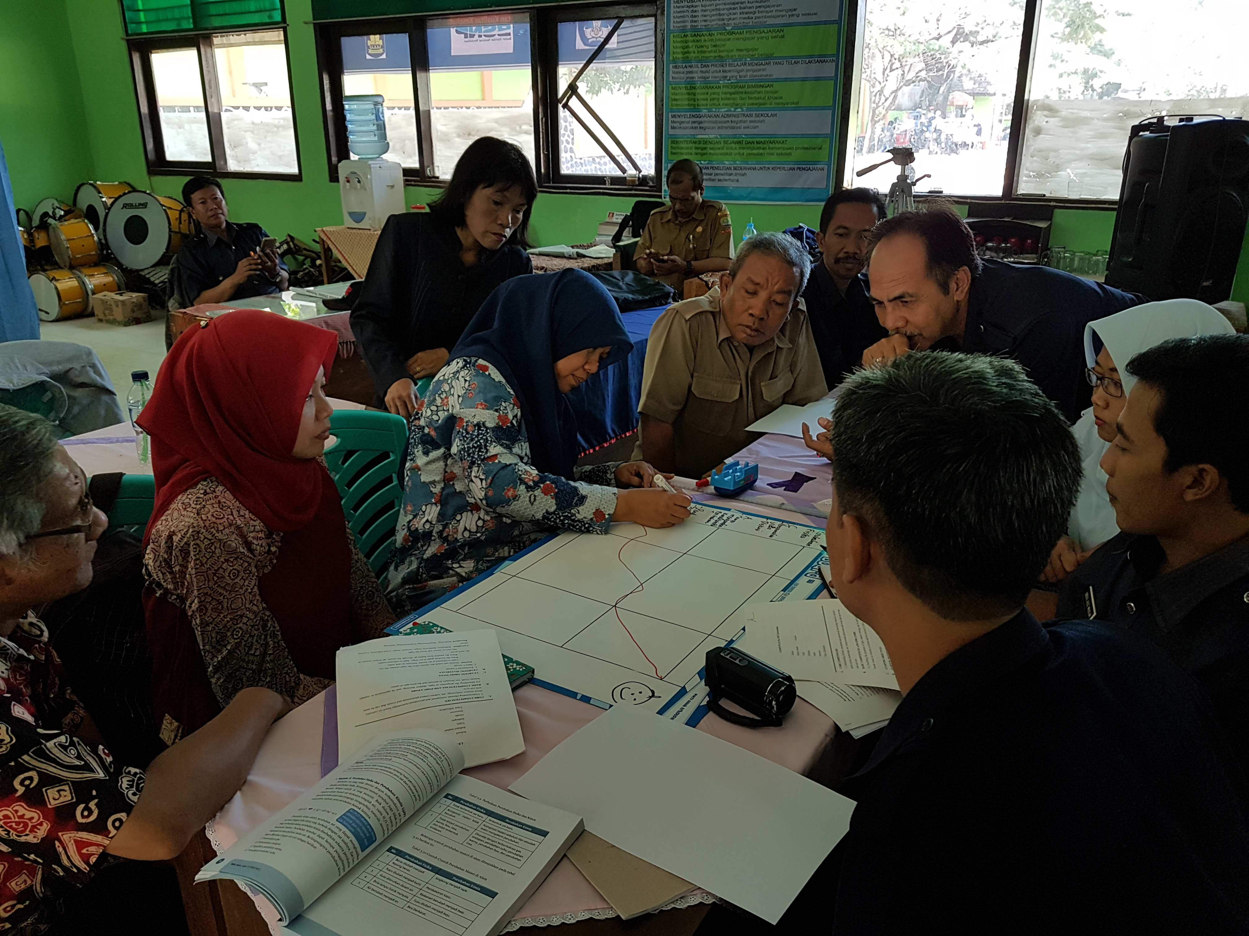 Kopernik Partners with JICA and NED on a Two-year Education Initiative