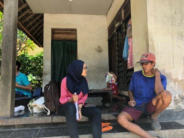 Kopernik Partners with British Council and DIAGEO to Assess the Impact of Ecotourism in Tabanan