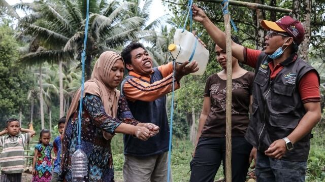Kopernik Partners with UNICEF to Support Good Hygiene Practices in Central Sulawesi, Indonesia Post- Earthquake and Tsunami