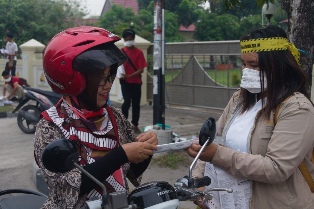 Together in Action: A Collaboration to Protect Communities in Kalimantan Against Haze