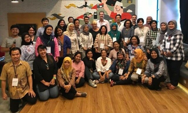 Kopernik Partners with MAMPU to Support Women Empowerment Organizations