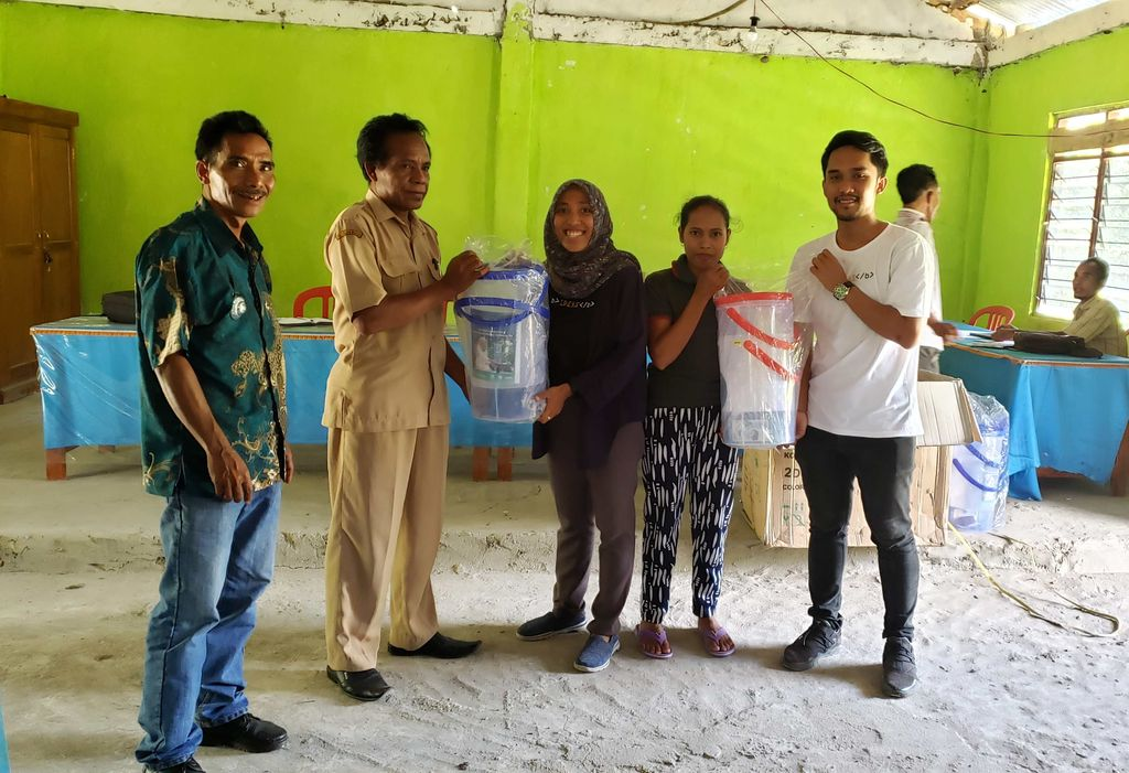 Supporting Stunting Prevention with Clean Drinking Water