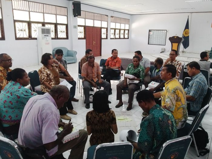 Come Together: Cultivating Multistakeholder Partnerships in Papua