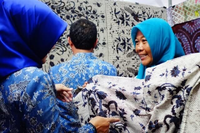 The Winding Journey to Preserve Gesikharjo's Traditional Batik Heritage