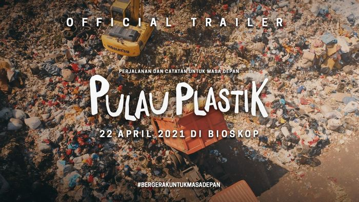 The 'Pulau Plastik' Film Premiers this Earth Day