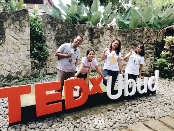 Kopernik sponsors TEDxUbud 2016