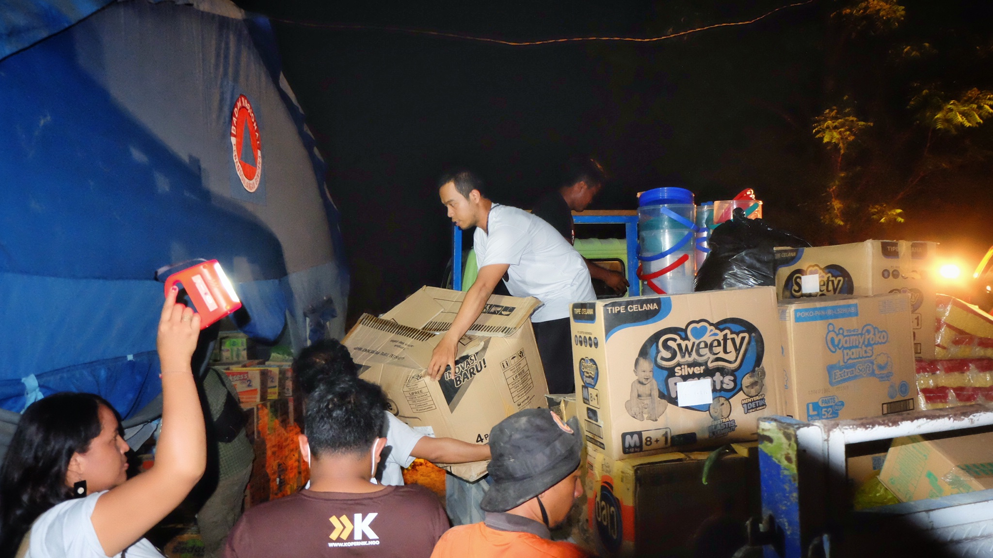 Mount Agung Emergency Response Phase Three