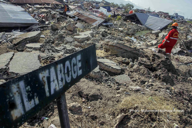 Palu Emergency Response Phase Two