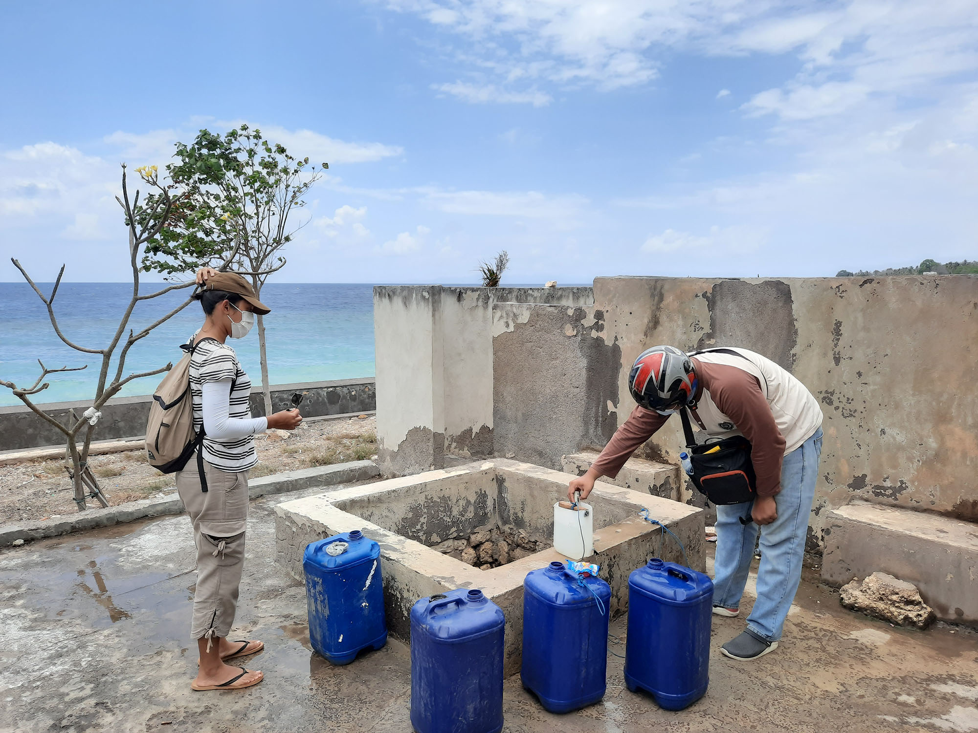 Waste for Water: Creating A Community-Led Water Desalination Business to Provide Clean Drinking Water