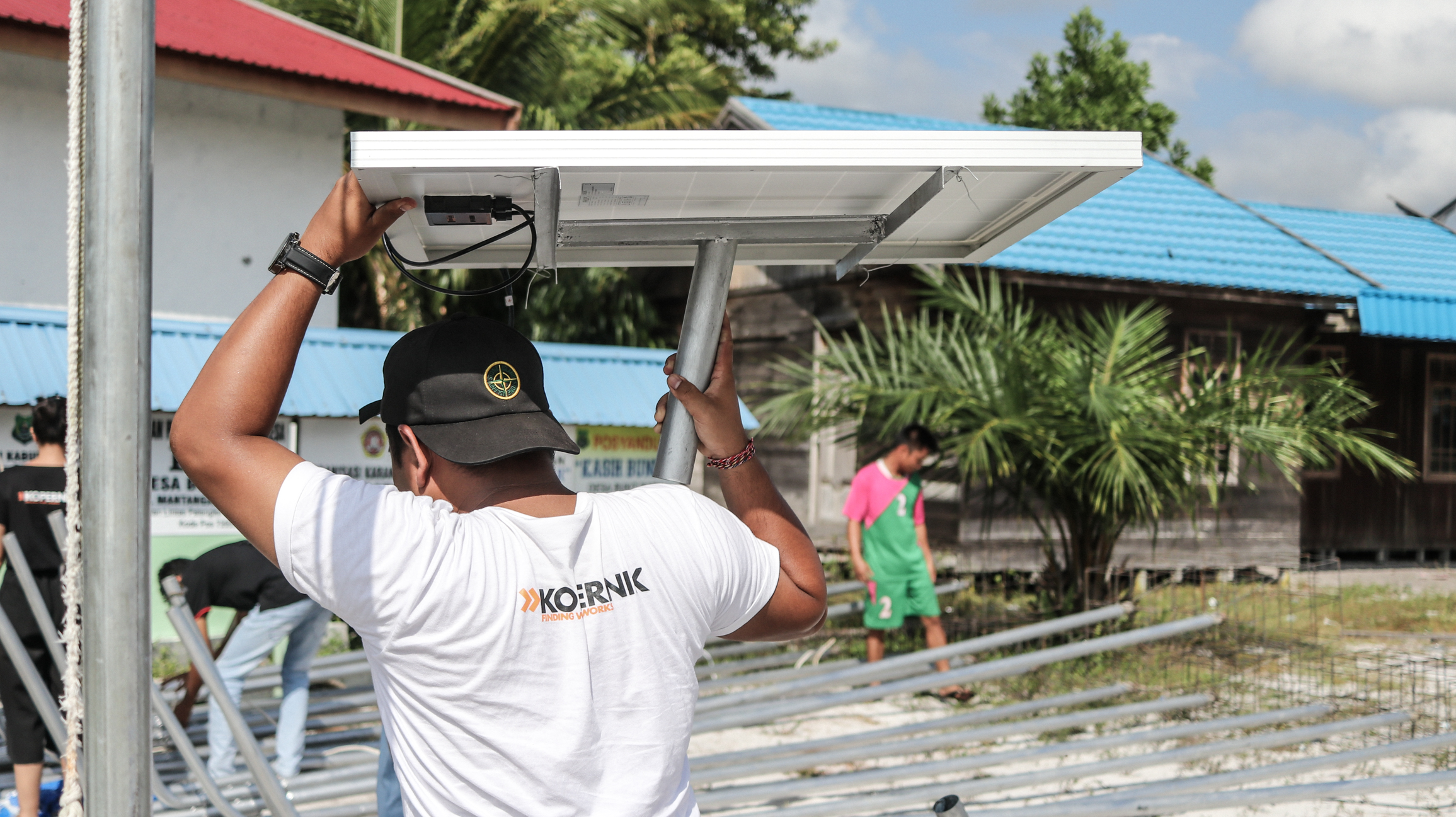 Providing Energy Access: Solévolt Off-Grid Solar System