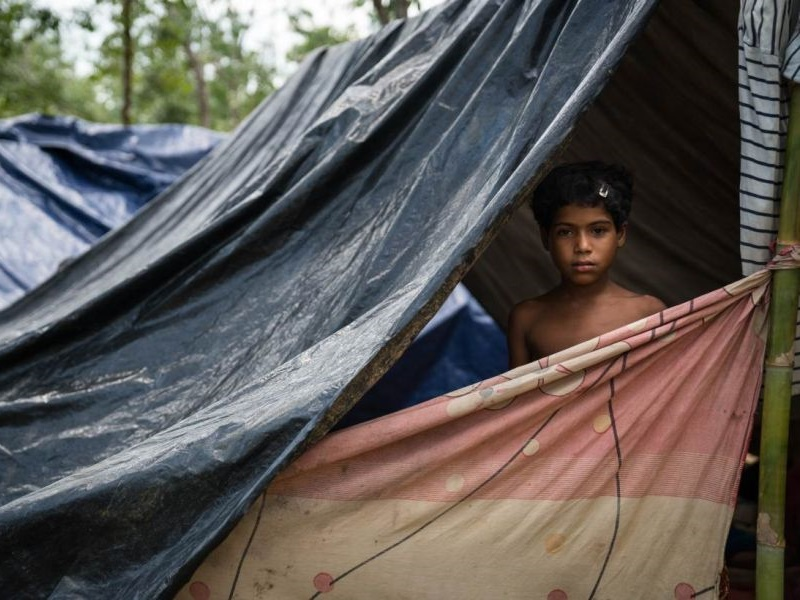 Rohingya Refugee Crisis Emergency Response Phase One