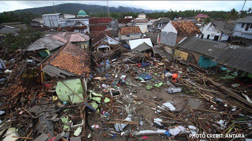 Sunda Strait Tsunami Emergency Response