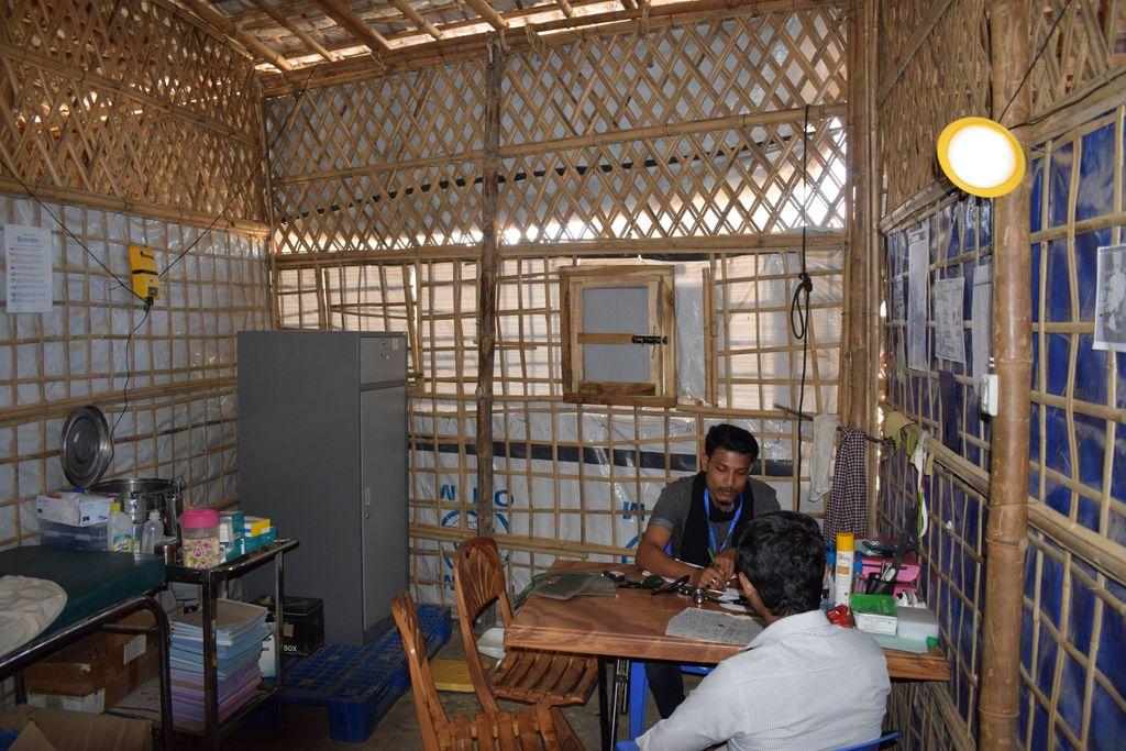 Rohingya Refugee Crisis Emergency Response Phase Two