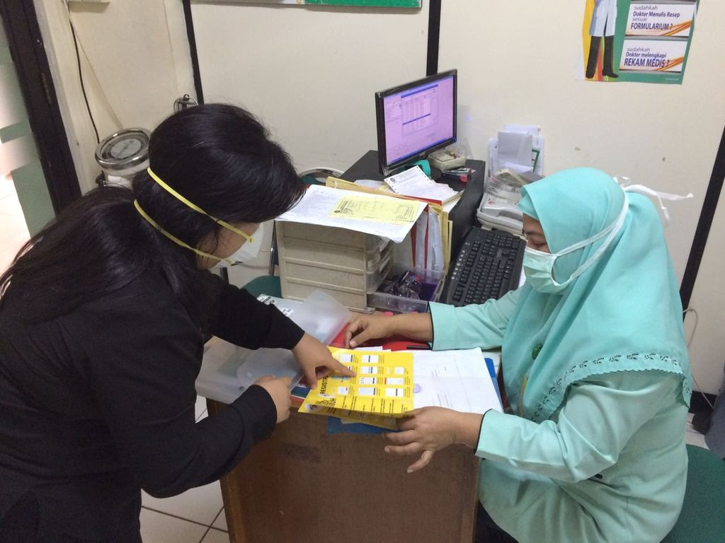 Developing App to Improve Adherence to Tuberculosis Treatment