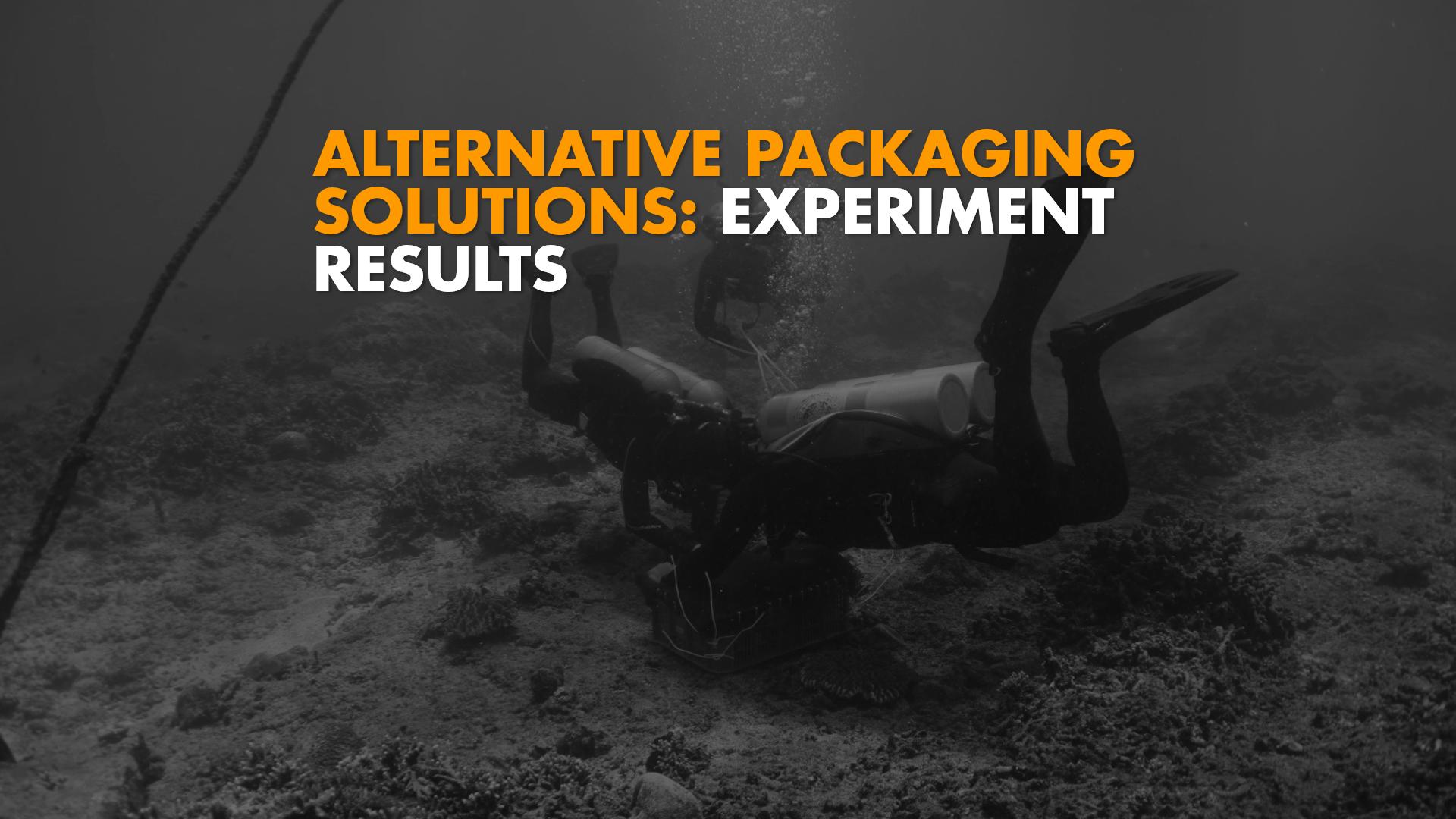 Alternative Packaging Report