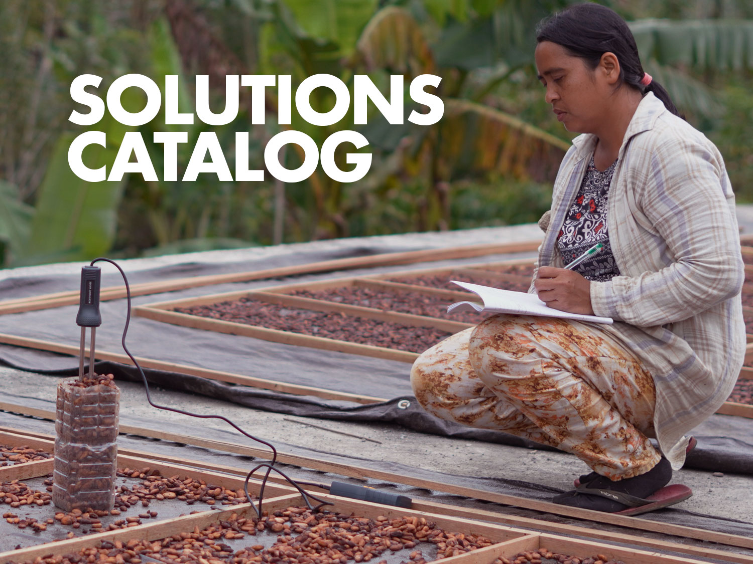 Solutions Catalog - A Platform to Access Results & Learnings from Kopernik's Lean Experiments