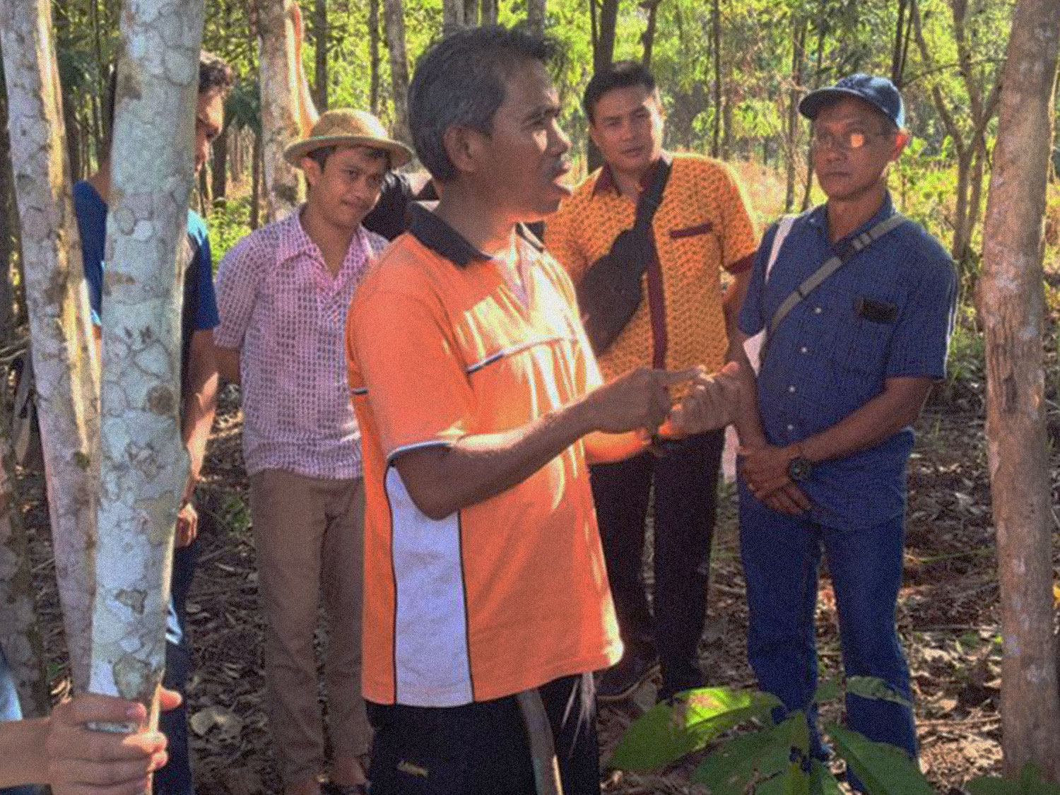 Partnership Development and Training on Sustainable Agriculture Practices in West Kalimantan