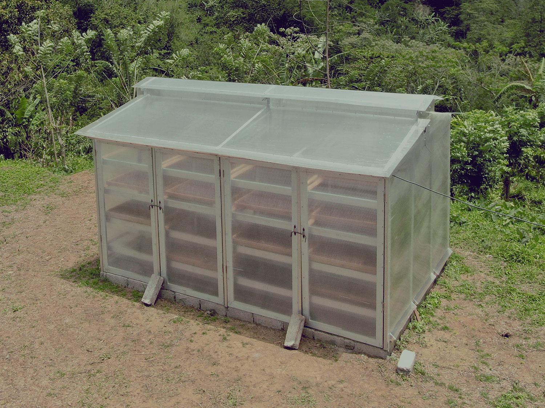 Solar Dryer Construction Guideline